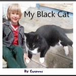 My Black Cat by Susanne